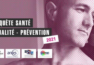 L'enquête santé – sexualité – prévention 2021