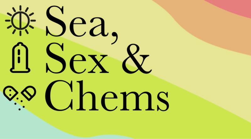 Étude : Sea, Sex and Chems
